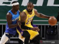 NBA : LA Lakers menang atas Milwaukee Bucks