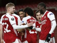 Menang 3-1, Arsenal tendang West Brom degradasi ke Liga Championship